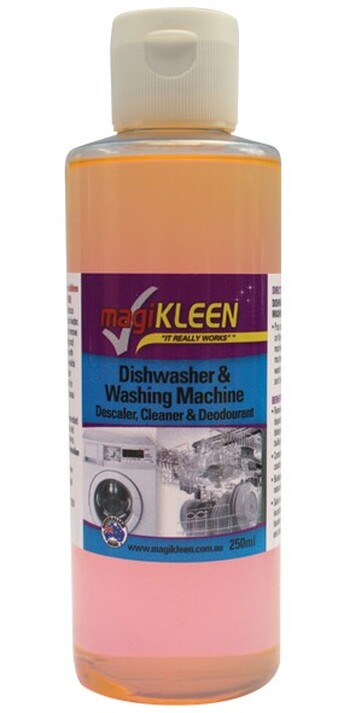 Magikleen - MAGDWD250 - 250ml Dishwasher & Washing Machine Descaler