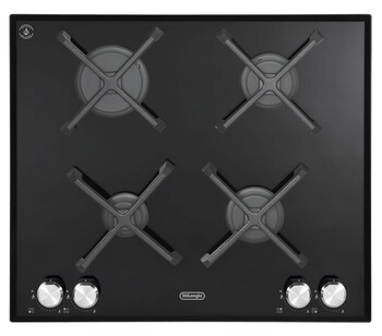 Delonghi 60cm Gas on Glass Cooktop