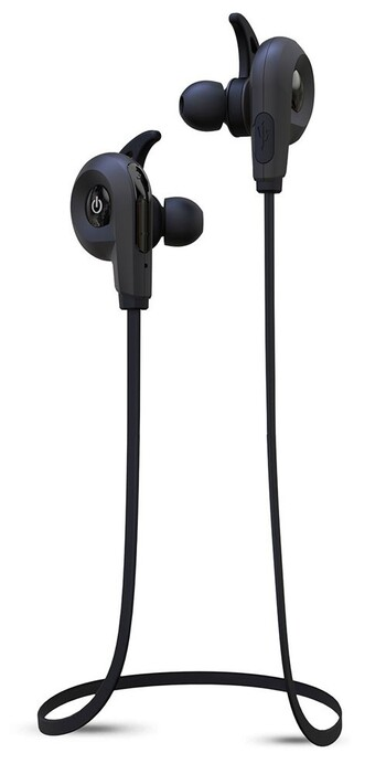 Blueant - Pump Lite Wireless HD Audio Sportbuds - Black