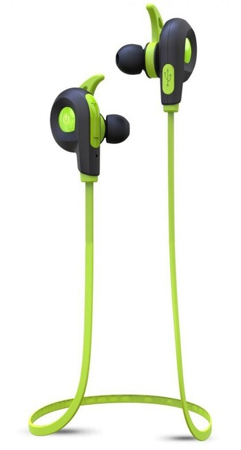 Blueant - Pump Lite Wireless HD Audio Sportbuds - Green