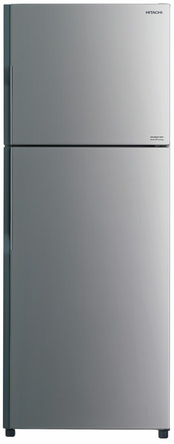 Hitachi 382 Litre Top Mount Fridge in Inox