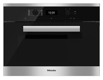 Miele - Steam Combination Oven - DGC 6400 CleanSteel