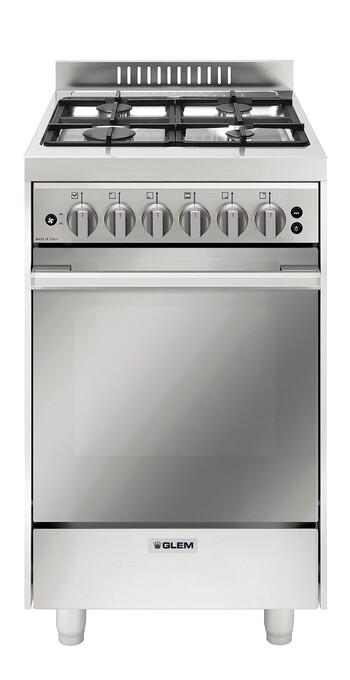 Glem - GL53GI - 53cm Freestanding Gas Cooker