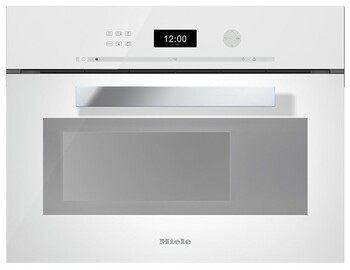 Miele - Built-in Steam Oven - DG 6401 Brilliant White