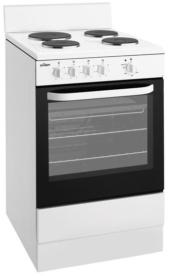 Chef - CFE532WA - 54cm Freestanding Oven