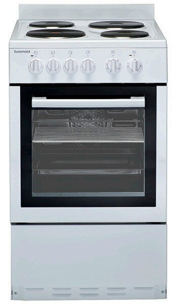 Euromaid 50cm Electric Upright Cooker