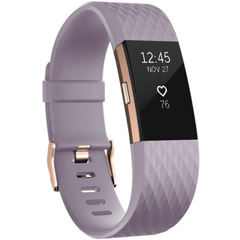 Fitbit Charge 2 Special Edition - Lavender/Rose Gold