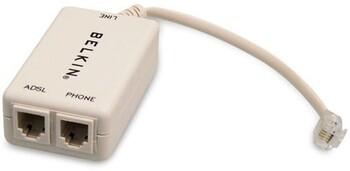 Belkin - F5D5902au - ADSL In-Line Filter/Splitter