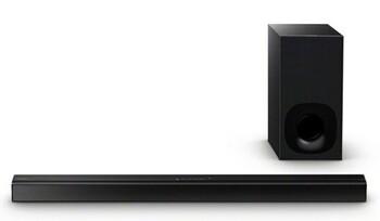 Sony - HTCT180 - 2.1ch Soundbar with Bluetooth - 100W