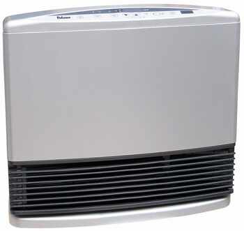 Paloma - PJC-S25FRL - LPG Convection Heater - Silver