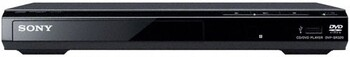 Sony - DVPSR320 - Ultra Compact DVD Player