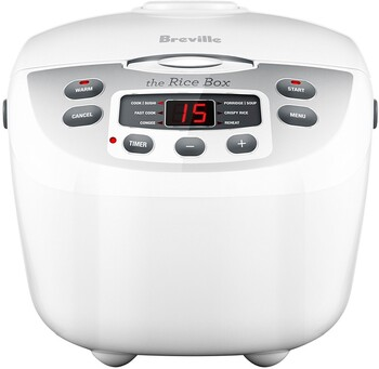Breville - BRC460 - The Rice Box™ Cooker
