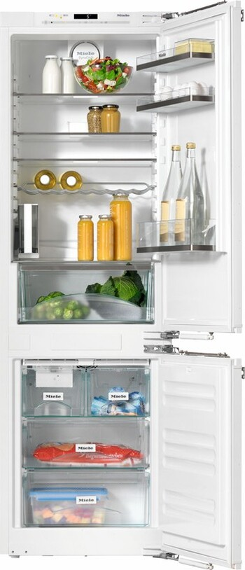 Miele - KFNS 37452 iDE - 283L Integrated Fridge with Ice Maker