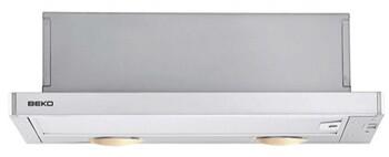 Beko - CTB 6250 XA - 60 cm Retractable Rangehood