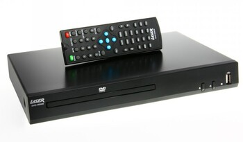 Laser  - DVD-HD008 - DVD Player