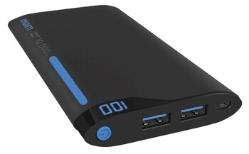 Cygnett 10,000mAh Power Bank
