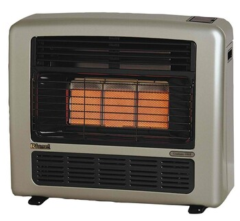 Rinnai - 252SN - Granada 252 Radiant Heater - 25MJ - NG