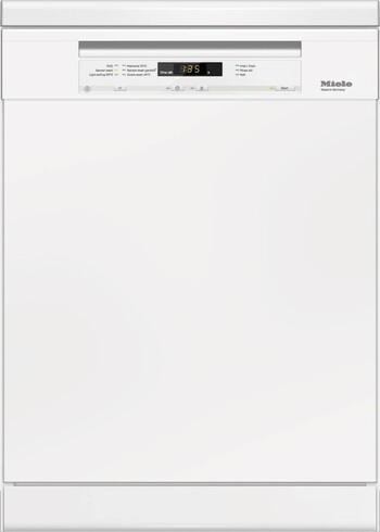 Miele - G 6100 SC - Freestanding Dishwasher - Brilliant White