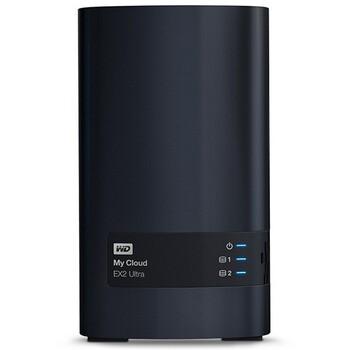 WD - WDBVBZ0160JCH - 16TB My Cloud EX2 Ultra