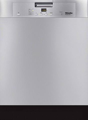 Miele - G4203 SCU Active CLST - 60cm Built-Under Dishwasher