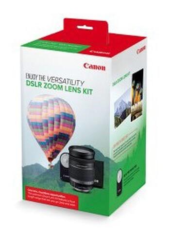 Canon - ZOOMKIT - DSLR Zoom Lens Kit