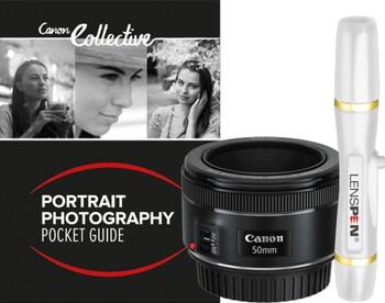 Canon - Portrait Starter Pack