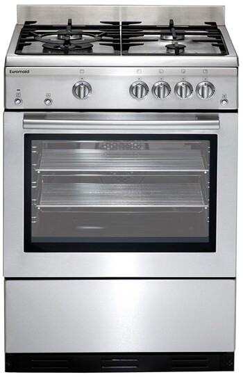 Euromaid - GEGFS60 - 60cm Upright Cooker