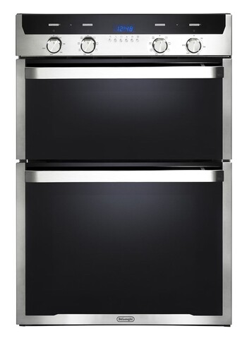 Delonghi 60cm Built-In Multifunction Double Oven