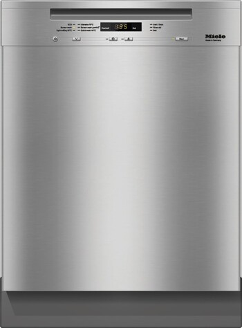 Miele - G 6100 SCU - Built Under Dishwasher - CleanSteel