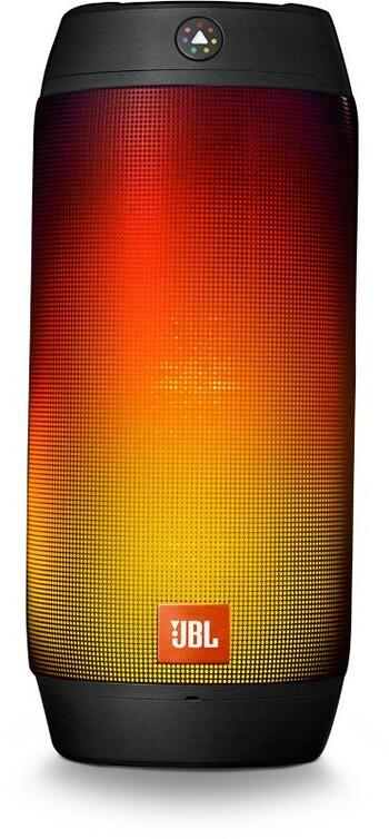 JBL - PULSE2BLACK - Splashproof Bluetooth Speaker