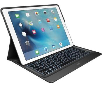 Logitech - 920-007824 - CREATE Backlit Keyboard Case for 12.9-inch iPad Pro
