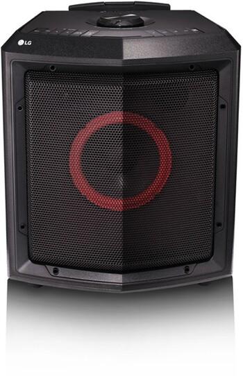 LG - FH2 - X-Boom Go Portable Sound System