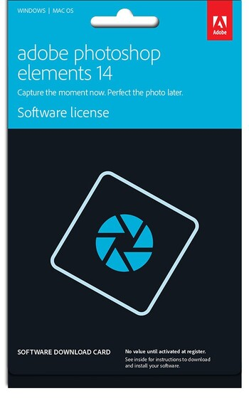 Adobe - Photoshop Elements 14