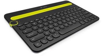 Logitech - 920-006380 - Bluetooth Multi-Device Keyboard K480