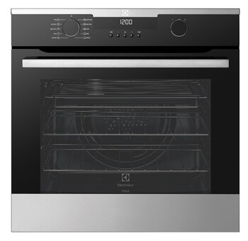 Electrolux - EVEP604SC - Multifunction 10 Pyrolux Oven
