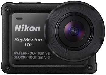 Nikon - KEYMISSION 170 - Action Camera