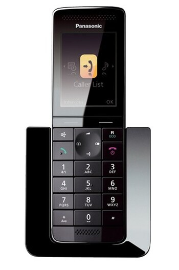 Panasonic - KX-PRS120AZW - Cordless Phone