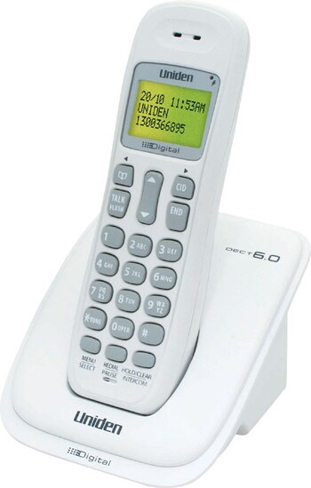 Uniden - DECT 1015 - DECT Digital Cordless Phone System