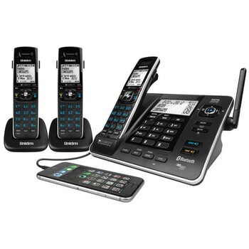 Uniden - XDECT Cordless Phone System - XDECT 8355 + 2