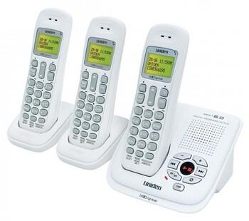 Uniden DECT Cordless Phone System