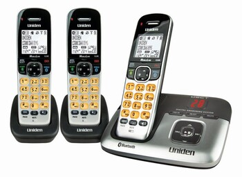 Uniden Premium Dect Digital Cordless Phone System