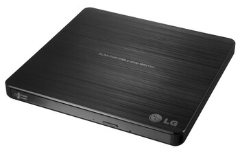 LG - GP60NB50 - External Slim USB DVD Writer