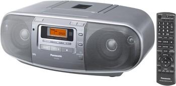 Panasonic - RX-D50 - CD Radio Cassette Player