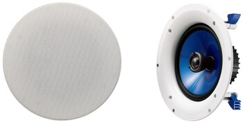 Yamaha - NS-IC800 - In-ceiling Speakers Set