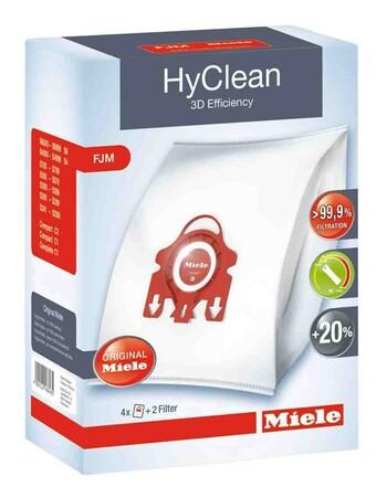 Miele - FJM Hyclean 3D - FJM Hyclean 3D Dustbags