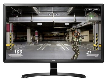 "LG 27"" Ultra High Definition Monitor"