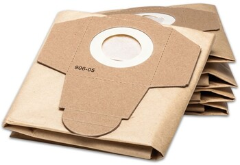 Vax - VX40B - Wet And Dry Vacuum Cleaner Dust Bags (x5)