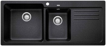 Blanco Inset Double Bowl Sink