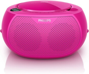 Philips - AZ100C/79 - CD Soundmachine - Pink