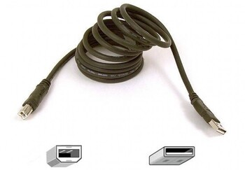 Belkin - F3U133-16 - Pro Series Hi-Speed USB 2.0 Cable